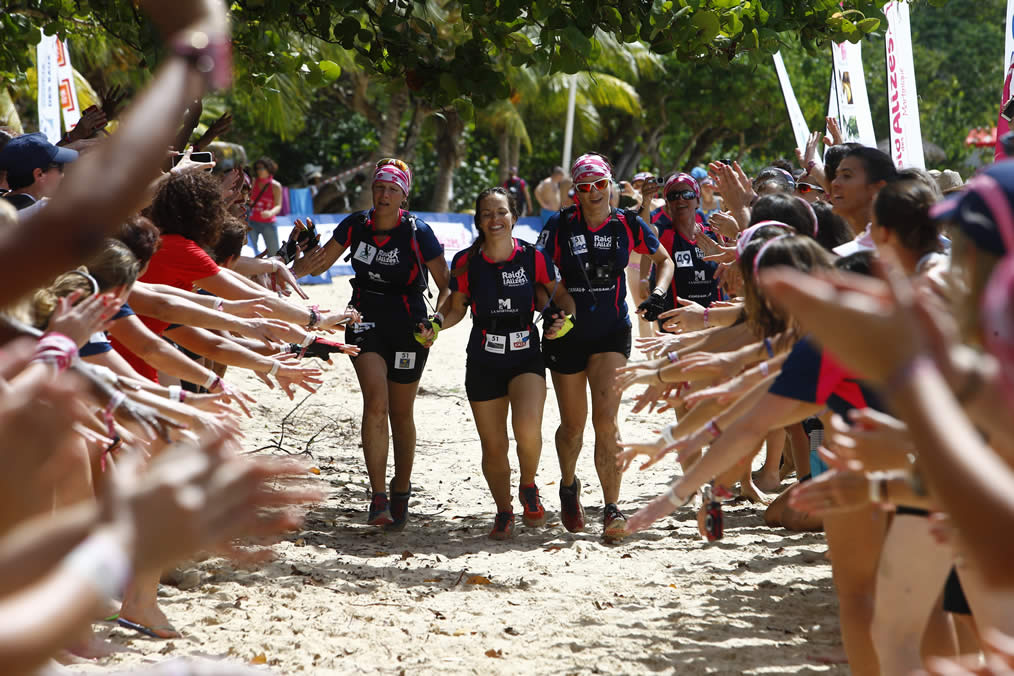 SEA a soutenu la Team FLO'wer lors de sa participation au Raid des Alizés